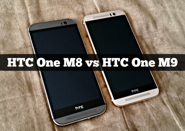 Time to upgrade your HTC One M8 to the M9? My side-by-side comparison. http://t.co/CiTfqUhdBs  #VZWBuzz http://t.co/SzRNnH1qvl
