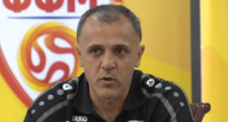 Drulović at the presser