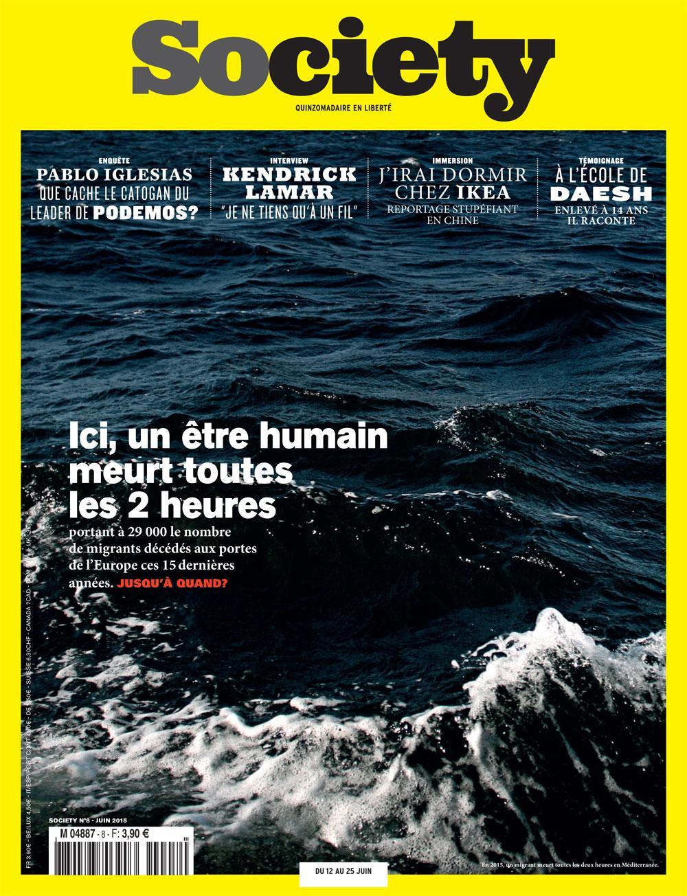 Society Magazine على تويتر Le 8 Sort Demain ça Vous