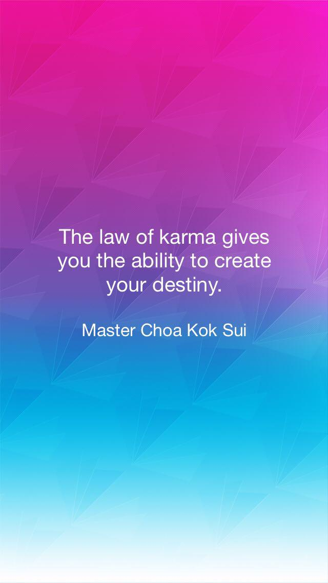 Noha On Twitter Quotes Unfoldapp Mcks Karma Destiny Future