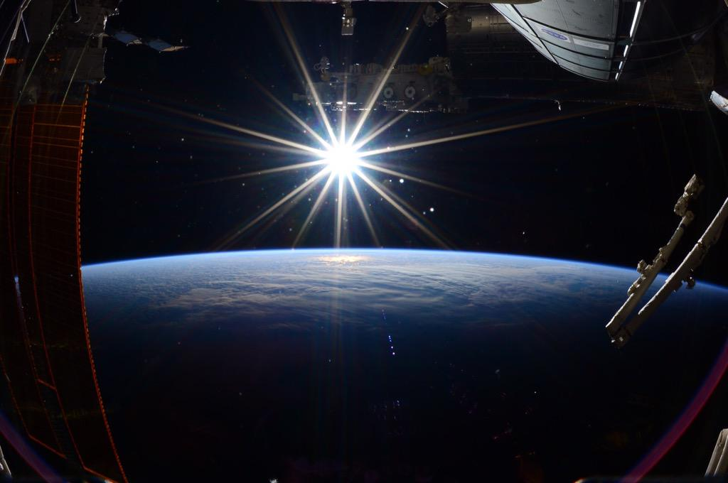 Astronaut Terry Virts Captured Breathtaking Photos, Video While In Space. Here Are Some Favorites