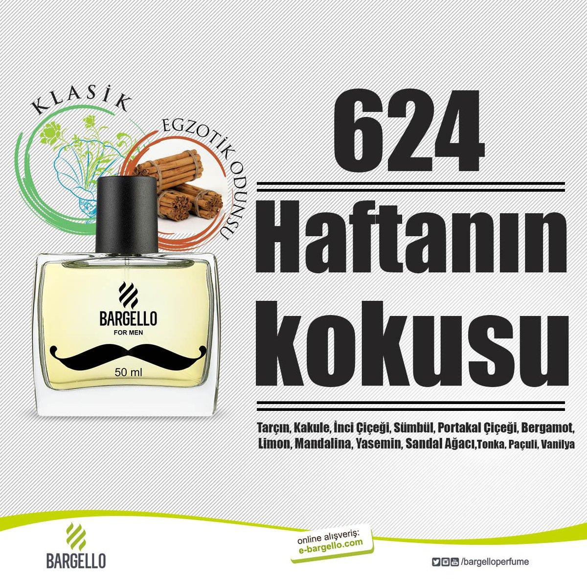 Bargello Perfume On Twitter Bu Hafta Parfüm önerimiz 624 Peki