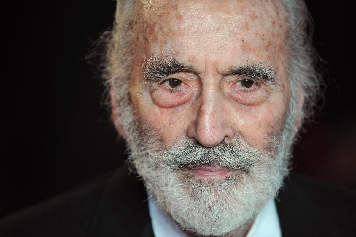 We're saddened to report that Sir Christopher Lee has passed away at 93. Our thoughts are with his family. http://t.co/q7WlTsAQ0X