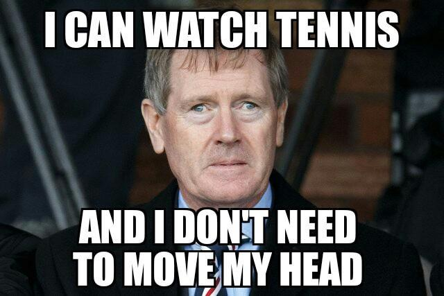 Image result for Humorous photos of Dave King at Rangers