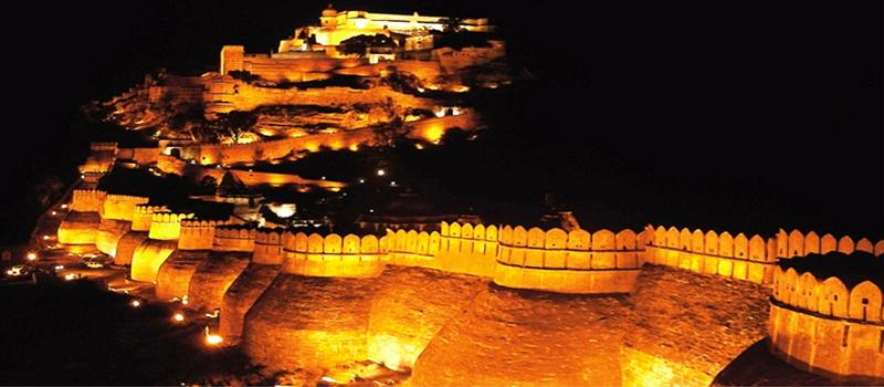 कुम्भलगढ़ का किला