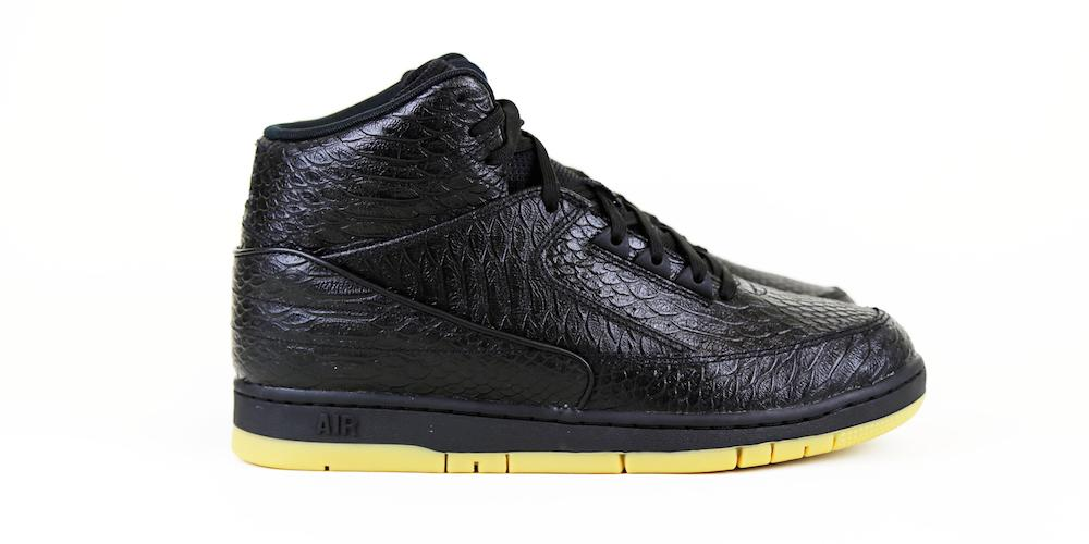 3f43168df9d0 this qs premium black gum colorway of the nike air python premium is out  now 150