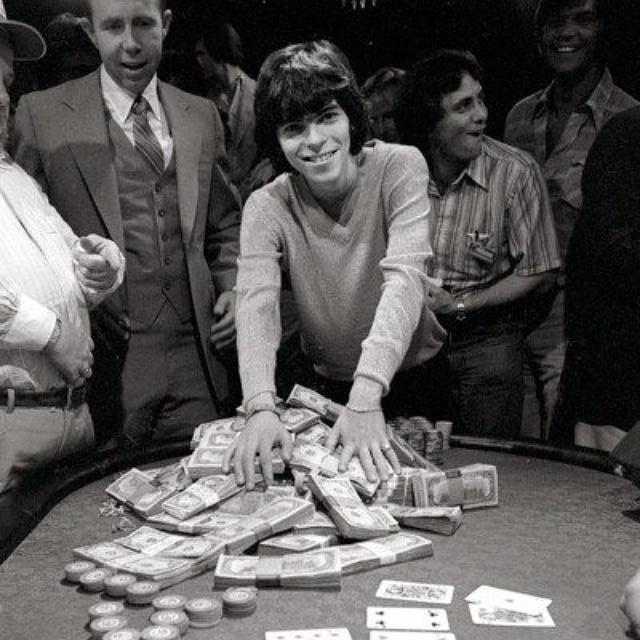 Wsopmemories On Twitter Main Event Champion In 1980 1981 And 1997 Stu Ungar Wsop Royalty Thekid Poker Http T Co 37s3h9izgp