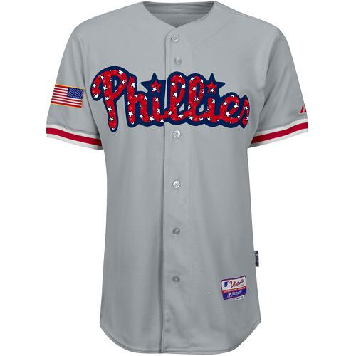 ec2277b61  MLB to wear special July 4th jerseys and hats this year. Here are the   Phillies uniforms.  UniWatch  sportslogosnetpic.twitter.com 0KhlFIXcWd