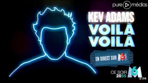 'Voilà, voilà' : Le spectacle de Kev Adams en direct ce soir sur M6 http://t.co/udqJdLIZfE