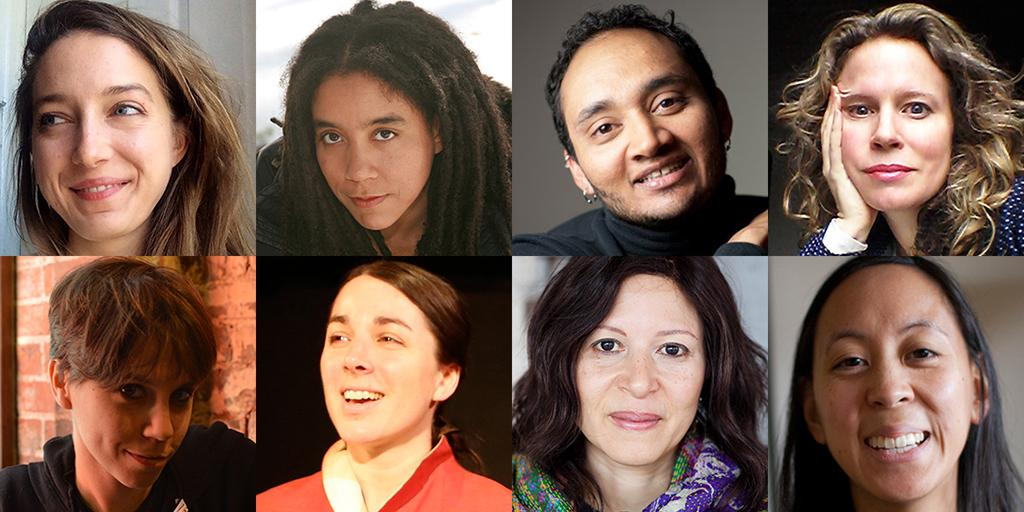 Announcing the new members of the @NewDramatists resident playwright company: http://t.co/2KrJVdSPfj #newplay #2amt http://t.co/Xous8hAYI7