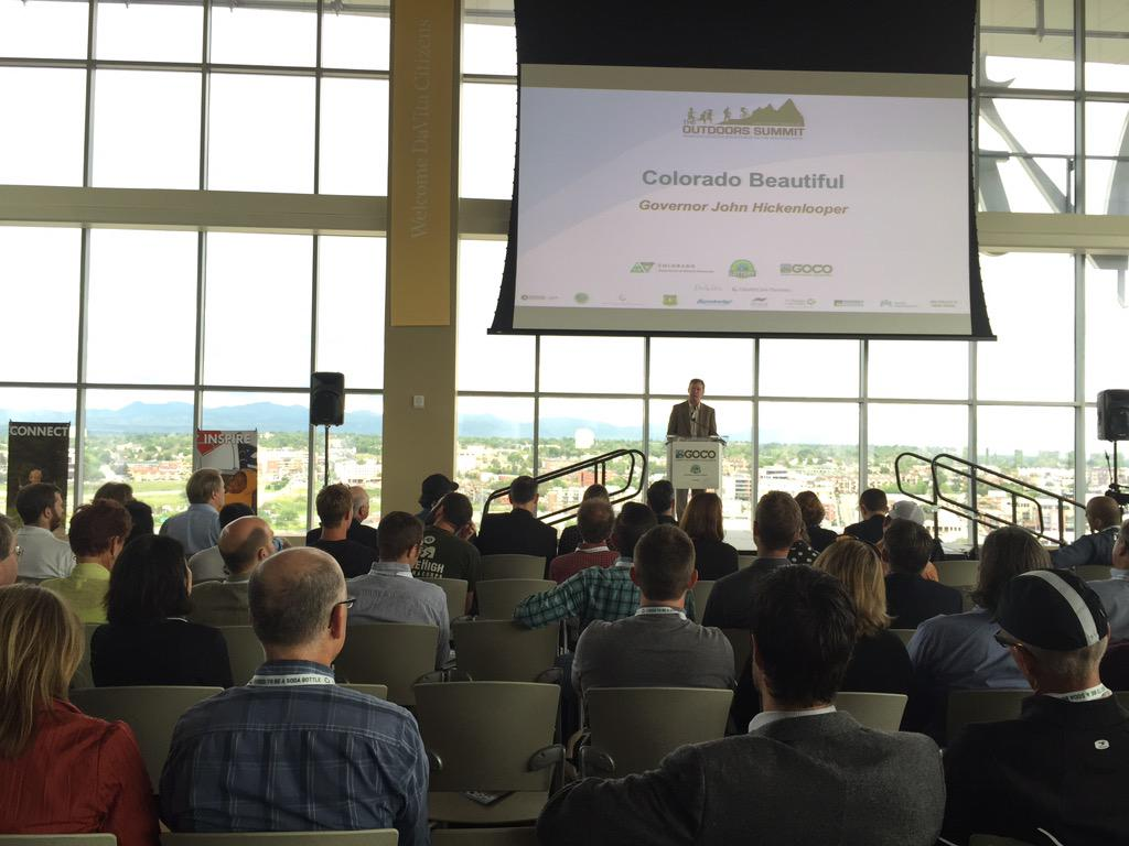 .@hickforco: Within a generation, every Coloradan could live within a 10 min walk of a public park. #OutdoorsSummit http://t.co/TI5xfrDd1C