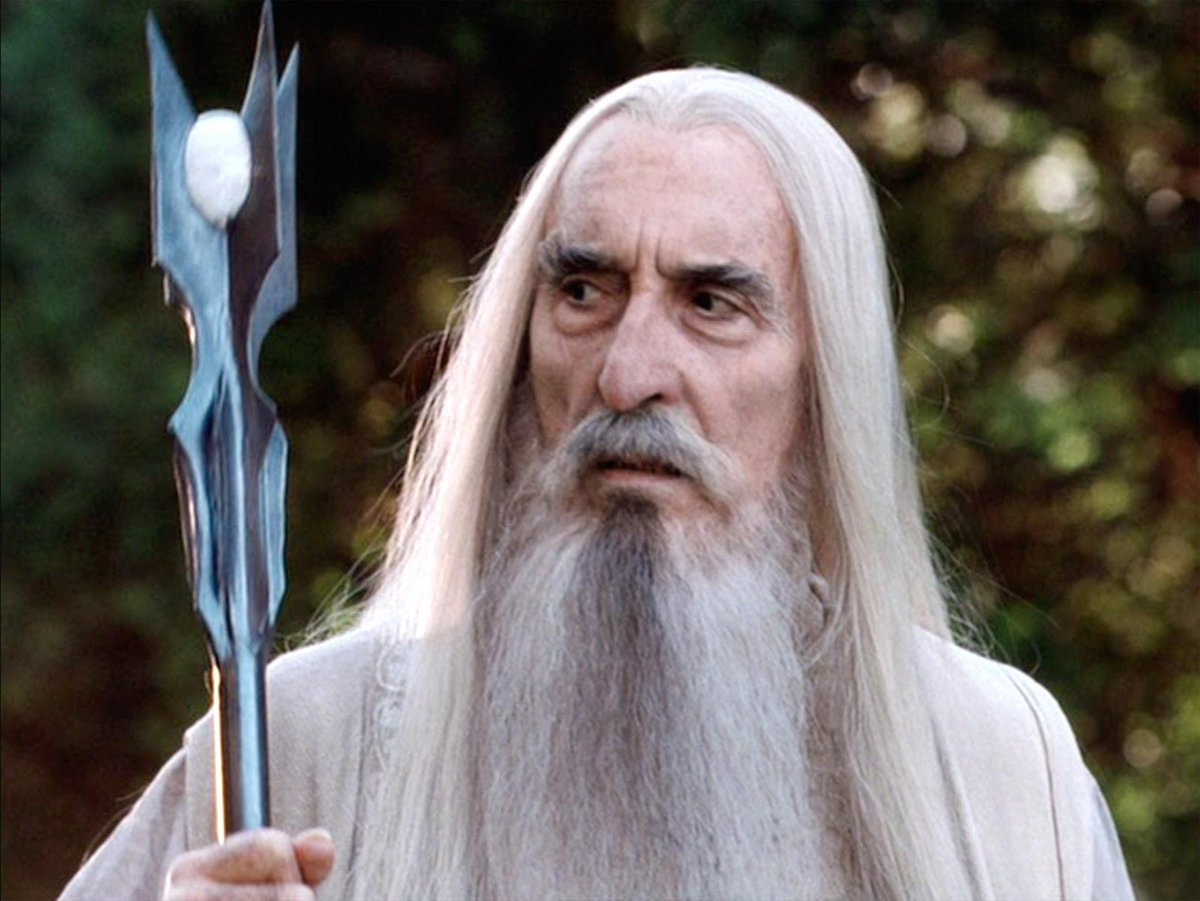 FOTO Christopher Lee è morto