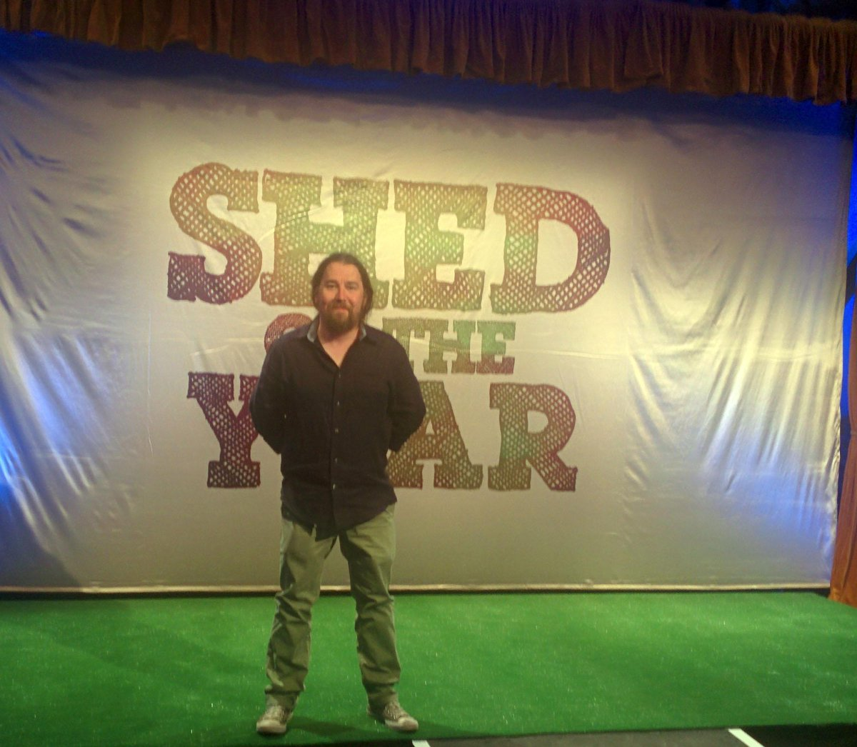 Shed of the Year 2015 will be on @channel4 on Sunday 21st June 8pm #shedoftheyear http://t.co/h3D8vwAKpl http://t.co/tpb3gmNw5l