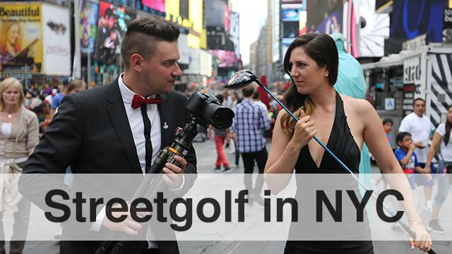 The video is finally out! Street golf in NYC with @TheCourooons :) https://t.co/eL5GZD1lO6 http://t.co/CfTnDiHceq