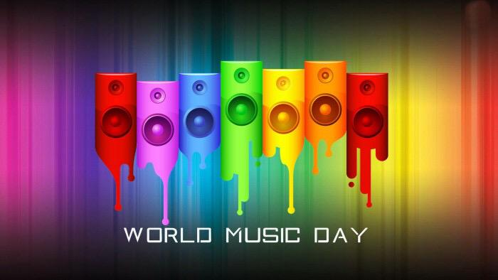 World Music Day - 21 June
