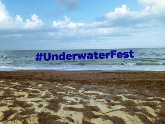 We're about an hour away from our Twitter Chat!!! Tell everybody you know! #UnderwaterFest http://t.co/GSxigvoXPf