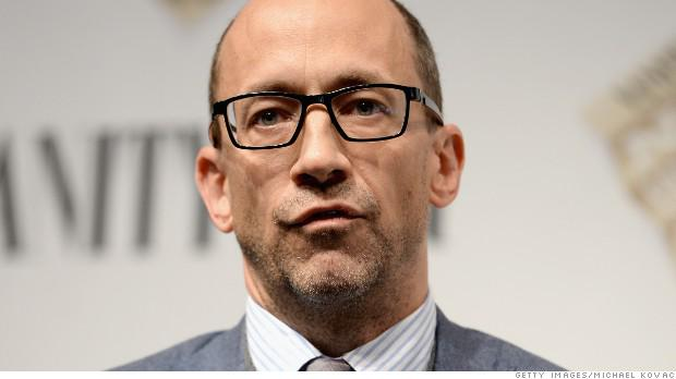 BREAKING: #Twitter CEO Dick Costolo is stepping down on July 1. $TWTR stock bounces 8%