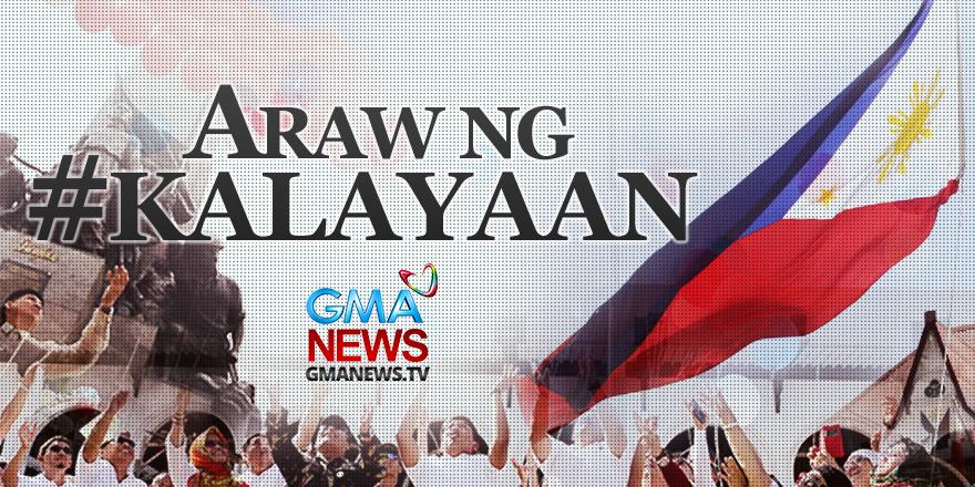FULL TEXT: 'Ang kalayaan ay patuloy na ipinaglalaban at inaalagaan'