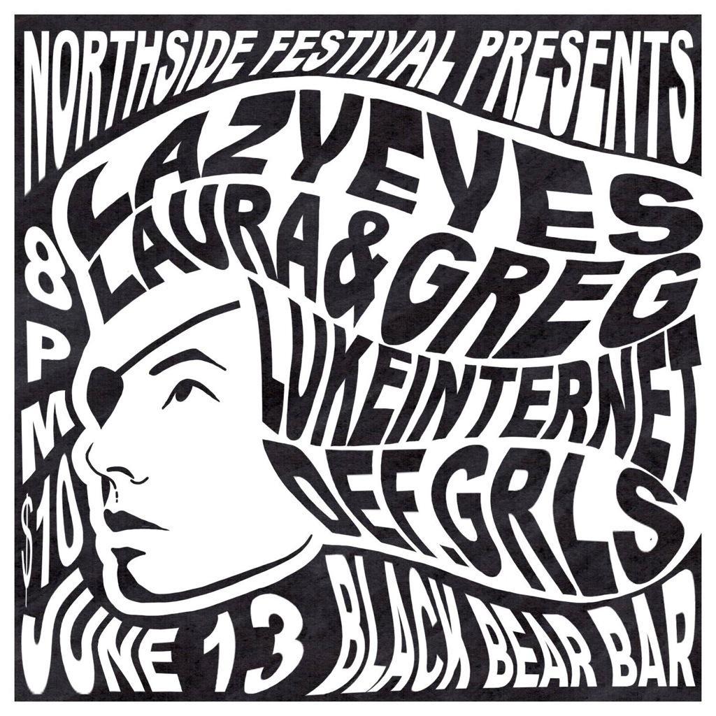 Music & ice cream collide this Sat @BlackBearBKLN @NorthsideFest @DefGrls @lukesanty @lauragregmusic @Lazyeyesbk