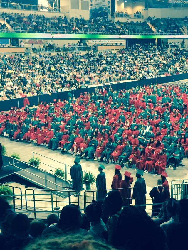 Congratulations Class of 2015! http://t.co/o1oHeLBoiB