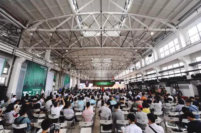 TechCrunch Shanghai is a huge success this year, attracting ~6000ppl! @TechCrunchCN @technodechina @TechCrunch http://t.co/IPB7s6lY7q