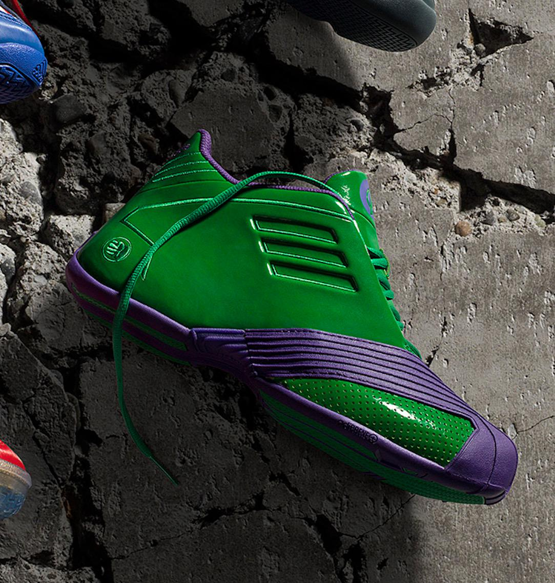 adidas avengers shoes limited edition