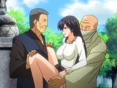 Anime double penetrate men