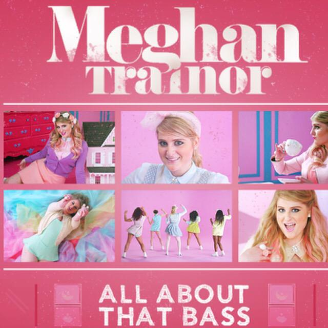 Song of the summer? Meghan trainor is 'all about that bass'.
