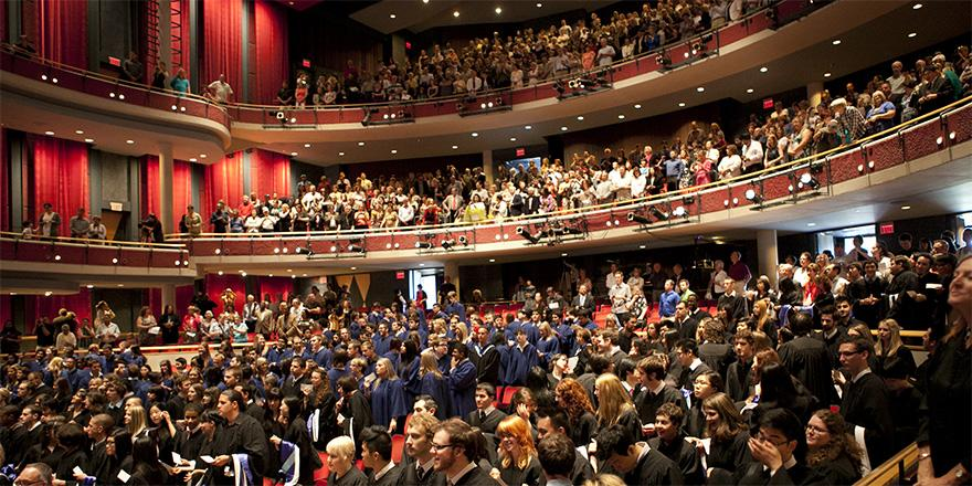 Here's to a week of beautiful Ceremonies. Congratulations to our 2015 Graduating class! #SheridanConvo http://t.co/jG0LZkwuYD