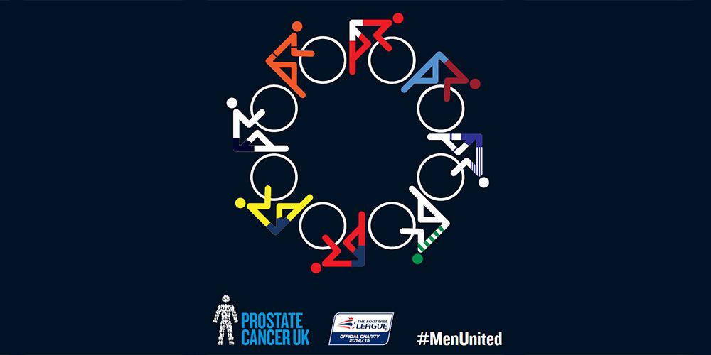 We're en route to @leytonorientfc for the start of our @ProstateUK London-Amsterdam bike ride! Follow it using #L2A! http://t.co/ZqLDv4n9XV