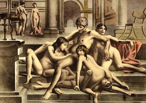 Uk orgy