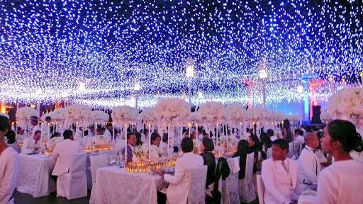 Platinumweddingworld On Twitter Looking For A Starry Night Themed Wedding Reception An Indoor Venue Here S Inspiration