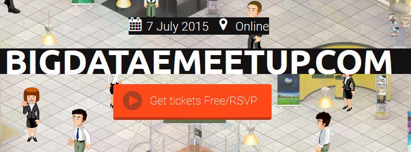 Big Data EMeetup, July 7