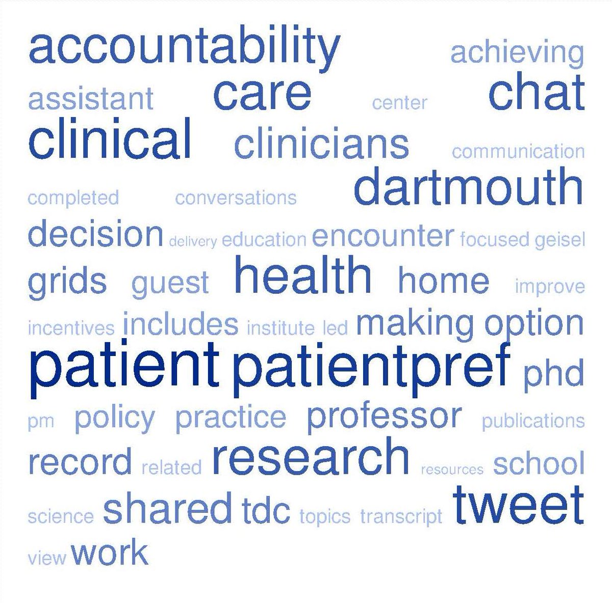 Thumbnail for Achieving accountability in the clinical encounter: Is there hope?