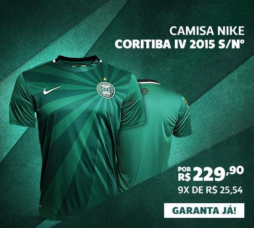 22d73a7aa9 Você já conhece o novo tom de verde  garanta sua nova camisa do coxa ...