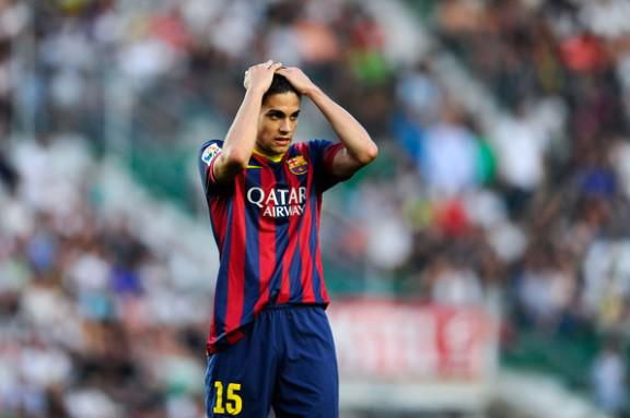 Marc Bartra And Pedro Staying?
