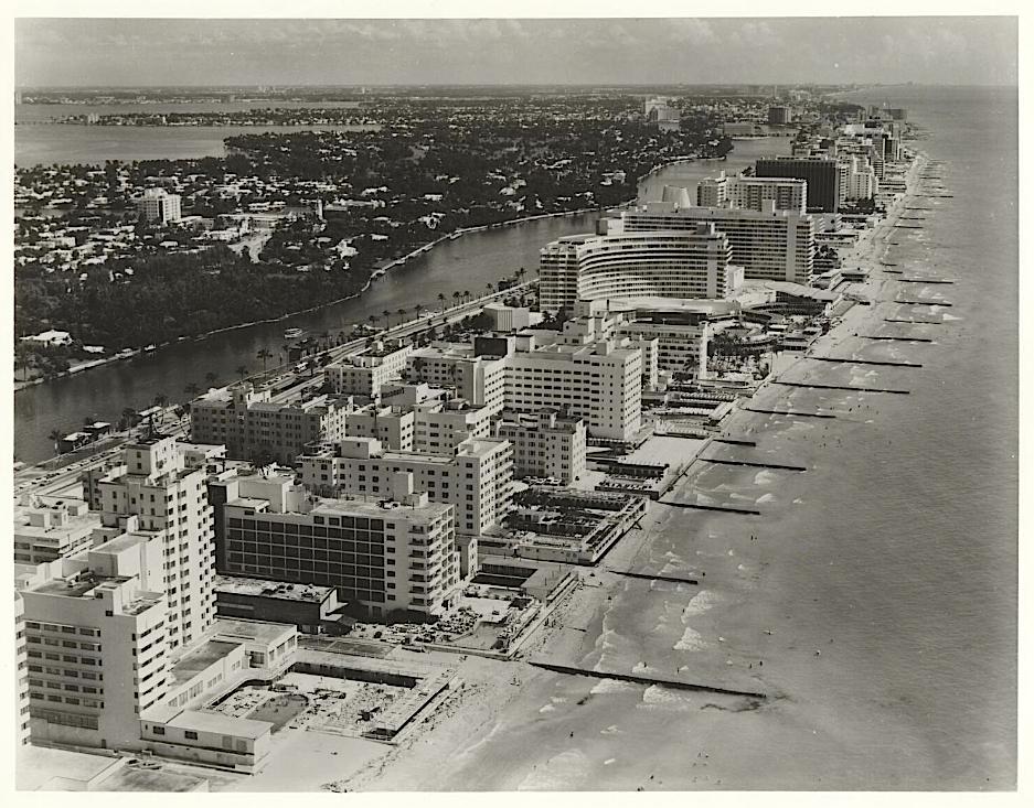 Miramar Playa On Twitter Hotel Row Miami Beach 1960s Http T