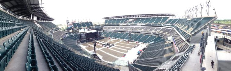 Dear Philly, you are hot! And also beautiful... Looking forward to playing for you tonight! #1989TourPhiladelphia http://t.co/0PDGlPp2WL