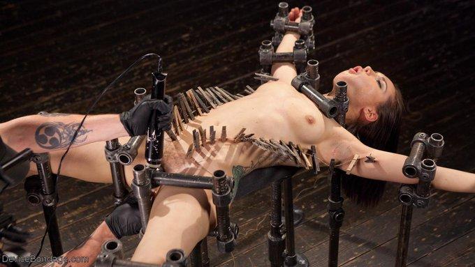 RT @JohnPaulthePope: New @Device_Bondage w/ @GabiPaltrova http://t.co/J54MqjK4R0 #device #bondage #brat
