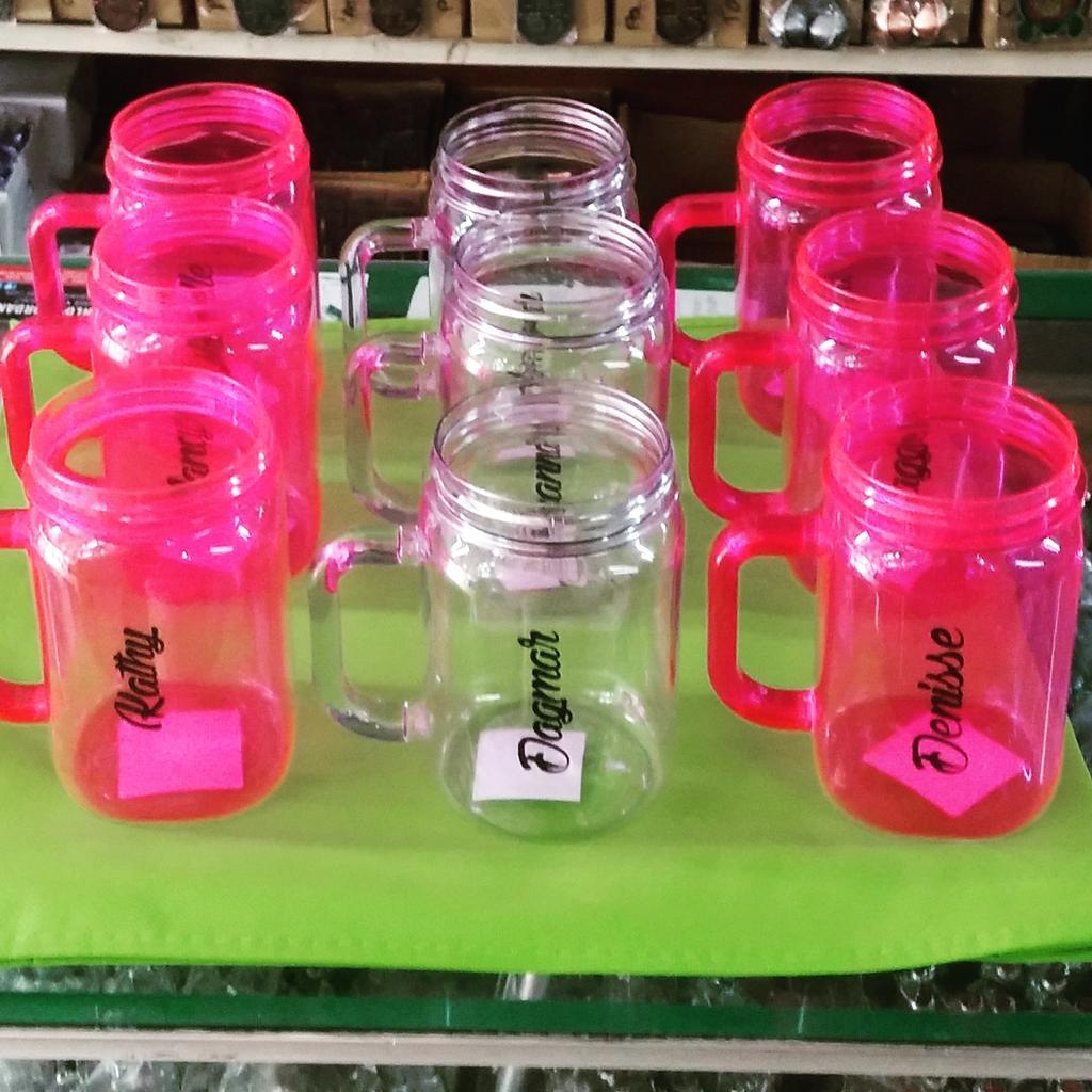 Solugraph panama on twitter vasos personalizados con tu nombre o logo serigrafia impresion - Vasos personalizados ...