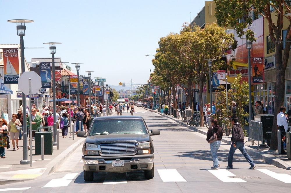 Replacing car parking with sidewalks in Fisherman's Wharf boosted sales; revamp will expand http://t.co/wEAM5B5Csu http://t.co/kW2M2M06q4