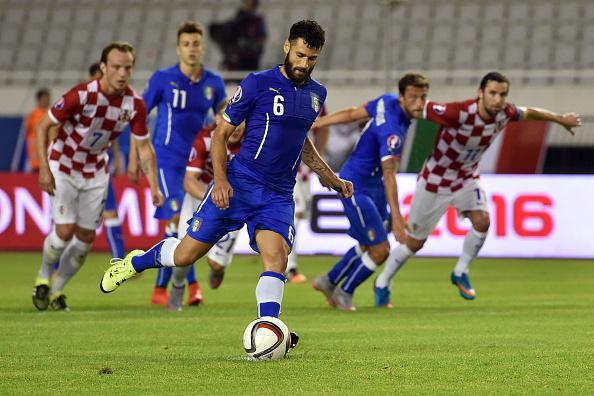 FOTO VIDEO Croazia-Italia 1-1: pareggio con cucchiaio di Candreva su rigore