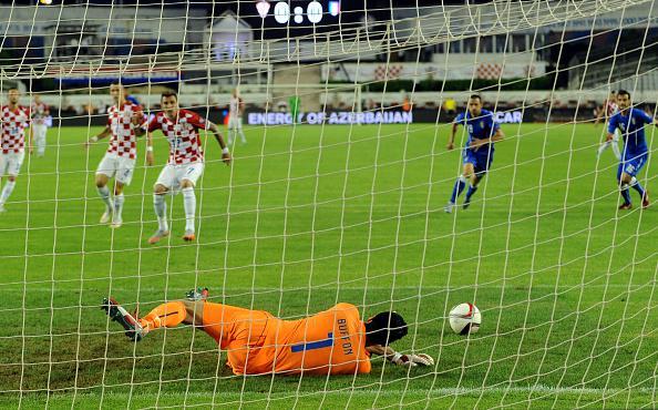 FOTO VIDEO Croazia-Italia 1-1: Buffon respinge un rigore di Mandzukic