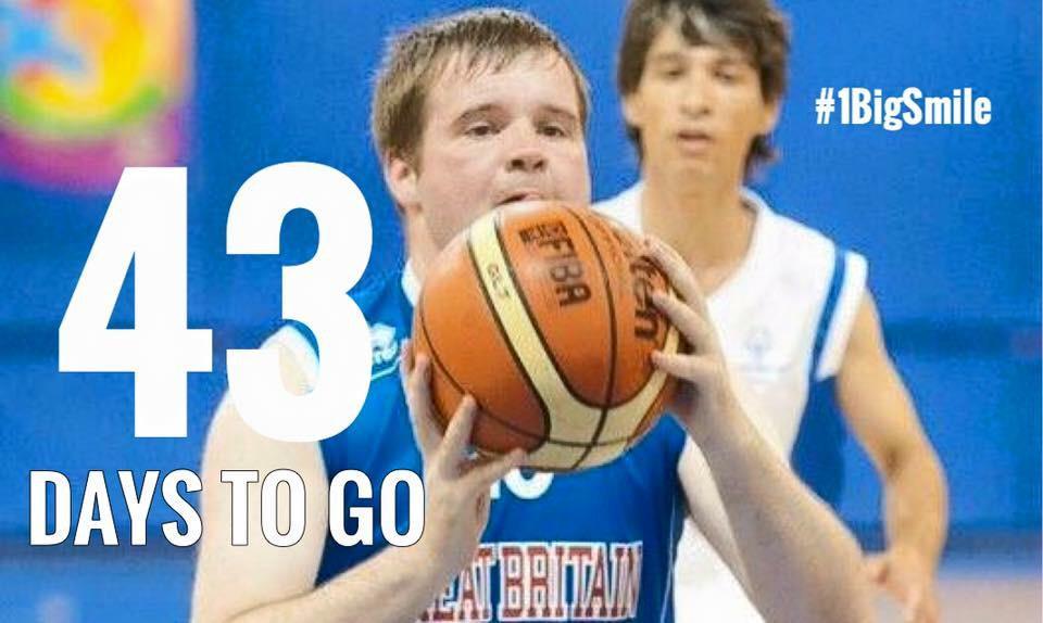 43 Days to @LA2015 Special Olympics World Games @ITVCentral @GaryNewby @HannahStokesITV @NimeshITV @IanPayneITV http://t.co/oC0gnjT9Ty