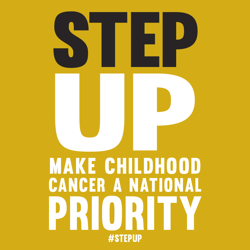 There is a crucial need for increased #childhoodcancer funding. #STEPUP https://t.co/yBNJOpXDmd #46Mommas2015 http://t.co/U9DHdAvJxl