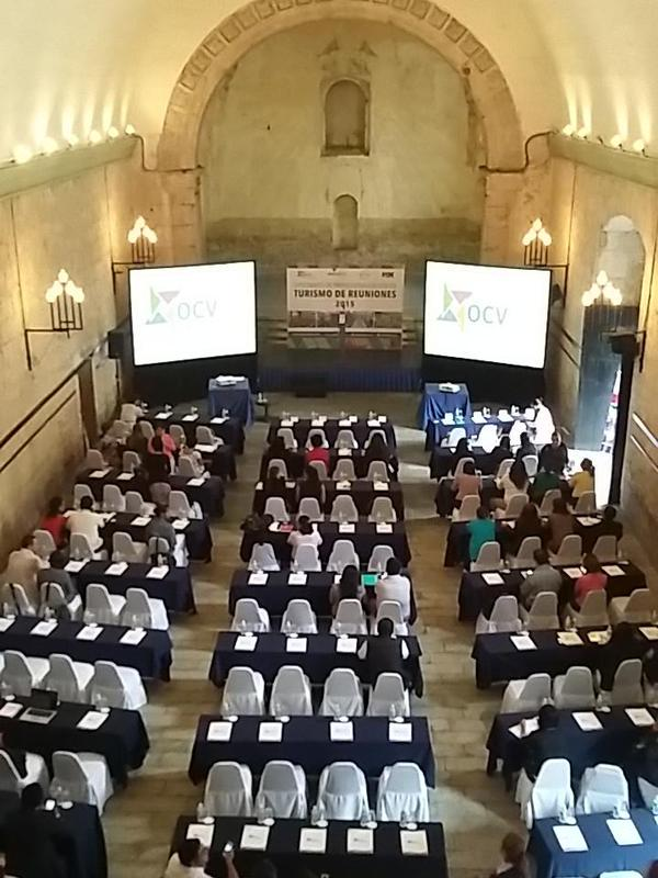Consolida Oaxaca profesionalización en Turismo de Reuniones - http://t.co/KPC60vv1wP http://t.co/cohHDDufKt