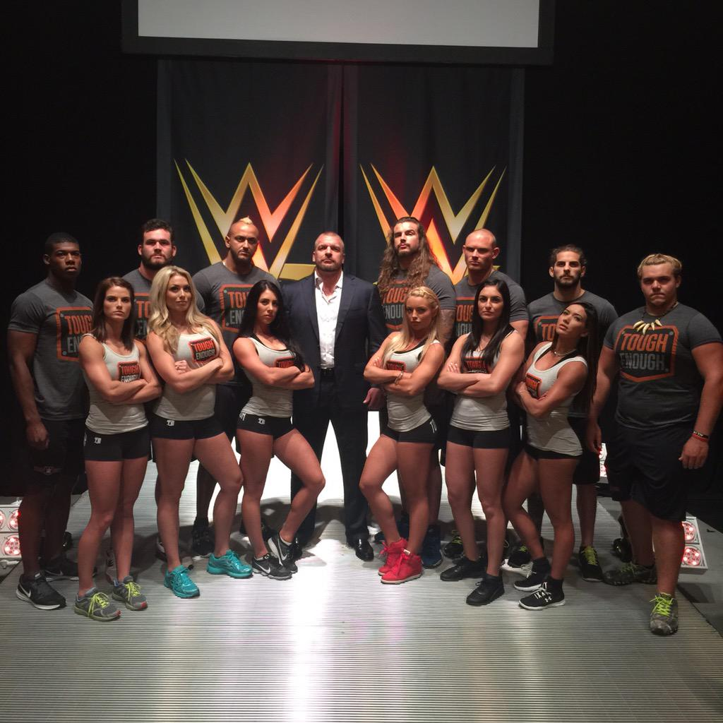 Thumbnail for Inside the WWE Tough Enough House