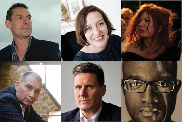 Why Magna Carta matters: Martin Rowson, Zoe Williams & co join Clerkenwell talks today http://t.co/nkR63IqGoH http://t.co/re3jTS9WyK