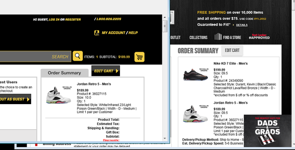 Another Nike Bot on Twitter: