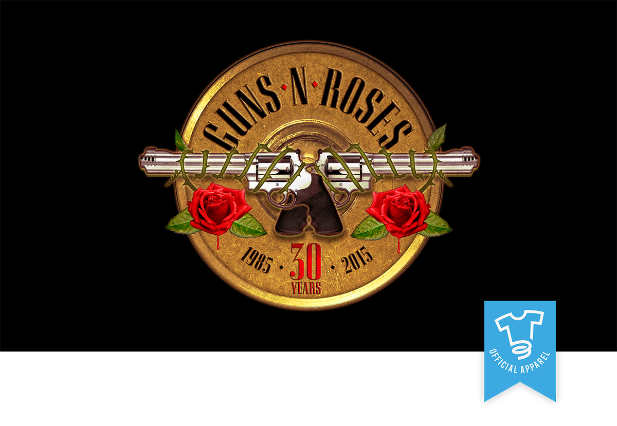 Guns N Roses On Twitter 30th Anniversary Of Appetite Lineups 1st